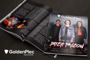 GoldenPlec Magazine 3