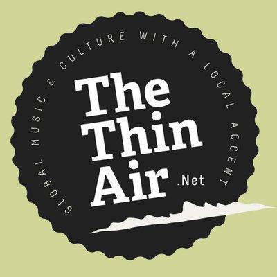 The Thin Air Logo